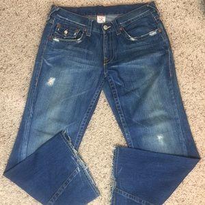 Men's True Religion World Tour Joey Jeans